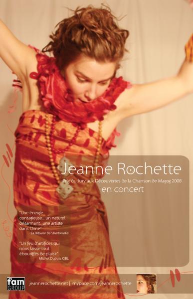 Jeanne Rochette affiche